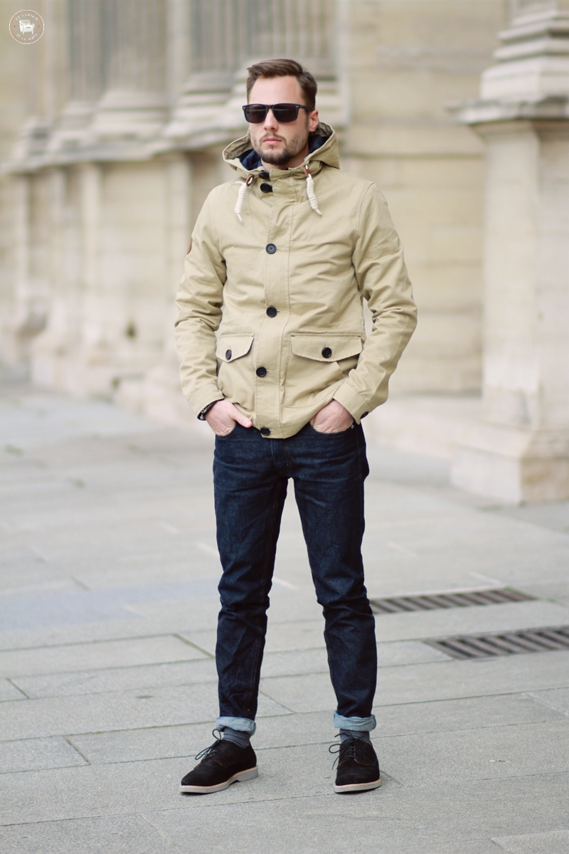 guide look homme
