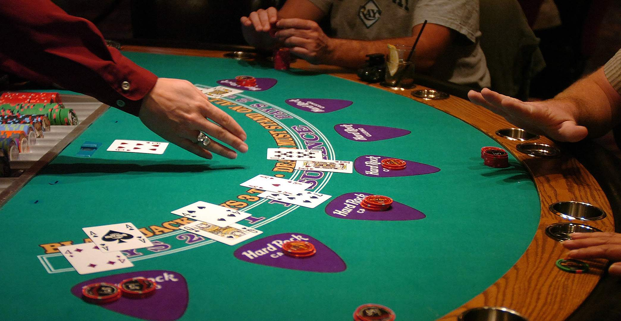 Blackjack : jouer en version flash